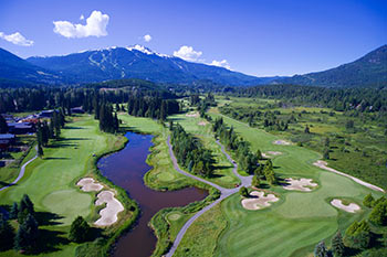 aerial Nicklaus North Golf Course